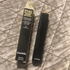 CHANEL Rouge Allure lip gloss - 517 Triomphal